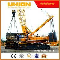 XCMG Xgc150 (150 t) Crawler Crane thumbnail image