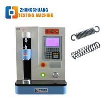 100N/200N/500N Spring Testing Equipment for Shock Absorber Spring Tensile and Compression Test