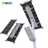 X4 split type all in one solar street light