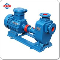 motor 220v 60hz self-priming centrifugal heat oil pump