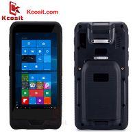 "Windows 10 Tablet PC Mini Pocket Computer 6"" 4GB RAM 64GB ROM IP67 Rugged3G GPS 2D Barcode scanner thumbnail image"