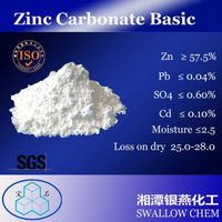 Transparent Zinc Oxide Powder