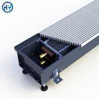 Office Building Hot Water Floor Convector Heaters