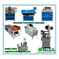 Wooden Toothpick Production Line (Machines) thumbnail image