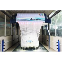 Leisuwash360 Touchless Car Wash Machine Automatic Touchless