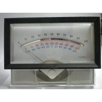 High accuracy all climate panel meter, all climated ammeter, voltmeter