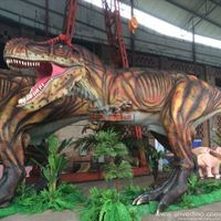 simulation dinosaur model