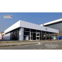 High Quality Inflatable Large Clear Span Aluminum Warehouse Tent for Storage