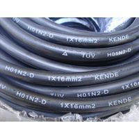 VDE TUV flexible welding cable