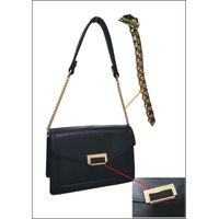 Front lock satchel