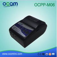 58mm Bluetooth receipt printer for android  OCPP-M06