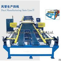 Factory direct sale BYL-IV Square duct auto line IV