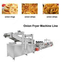 Continuous Frying Machine/Banana Chips Processing Machine thumbnail image