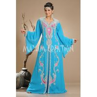 MODERN FANCY FARASHA PARTY WEAR WITH BLING HAND EMBROIDERY FOR WOMEN ONLY