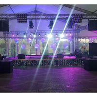 China heavy duty aluminum alloy spigot truss 290290 for event/show/wedding/exhibition