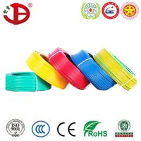 IEC60227 BVV Double Insulated PVC Building Wire Cable 4mm2