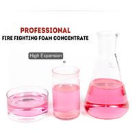High expansion foam compound fire fighting foam concentrate thumbnail image