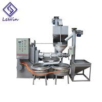 manufacture screw oil press machine for peanut sesame thumbnail image