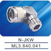 N adaptor ,right angle,N-JKW